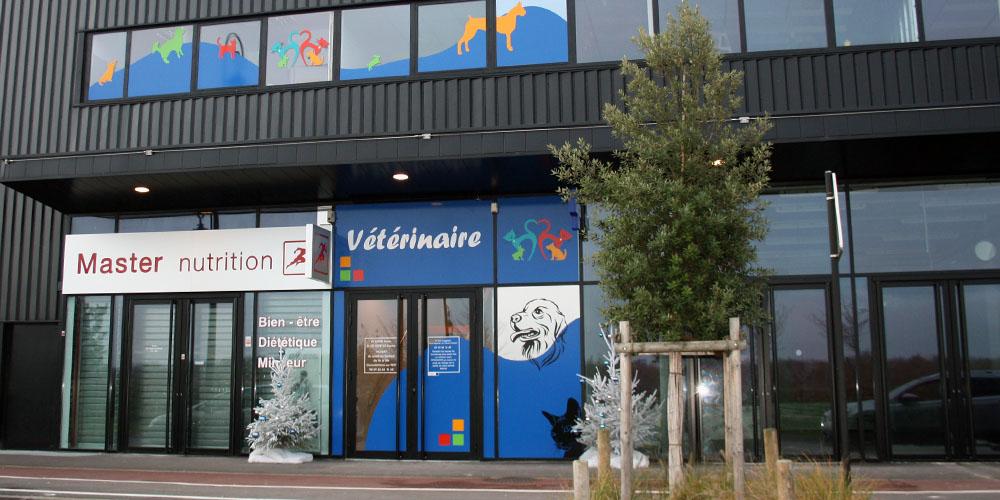 Façade Cabinet Vétérinaire Chambourcy